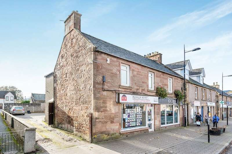 2 Bedrooms Flat for sale in High Street, Alness, IV17