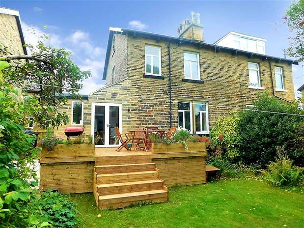 3 Bedrooms Semi Detached House for sale in Ivy Grove, Moorhead, Shipley