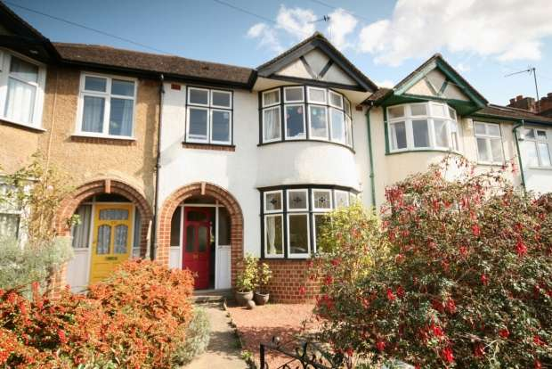 3 Bedrooms Terraced House for sale in Annesley Road Oxford