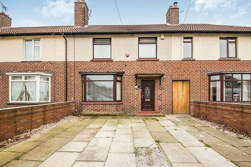 3 Bedrooms Terraced House for sale in Lismore Road, Dukinfield, SK16