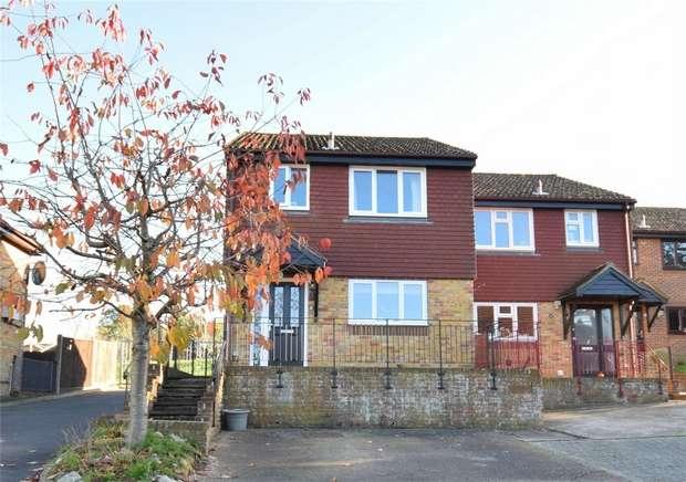 3 Bedrooms Semi Detached House for sale in Ashburnham Close, SEVENOAKS, Kent