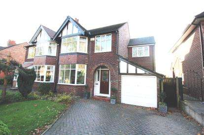 5 Bedrooms Semi Detached House for sale in High Grove Road, Cheadle, Cheshire