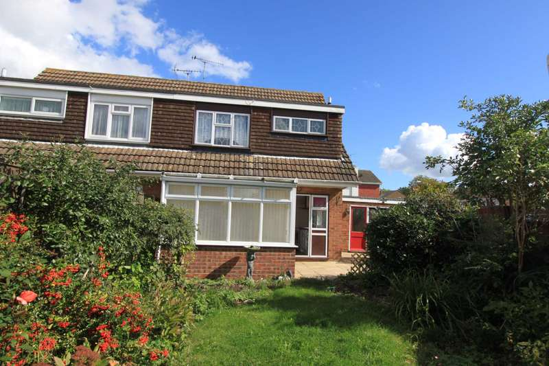 3 Bedrooms Semi Detached House for sale in Throwley Close, Basildon