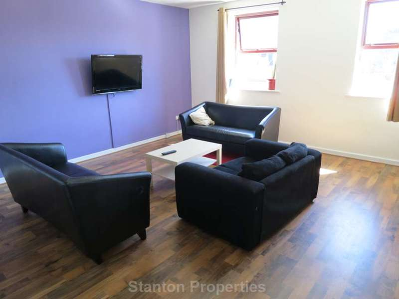 8 Bedrooms Apartment Flat for rent in ?107 pppw, Copson Street, Withington