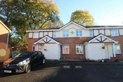 2 Bedrooms Flat for sale in Ross Drive, Airdrie, North Lanarkshire