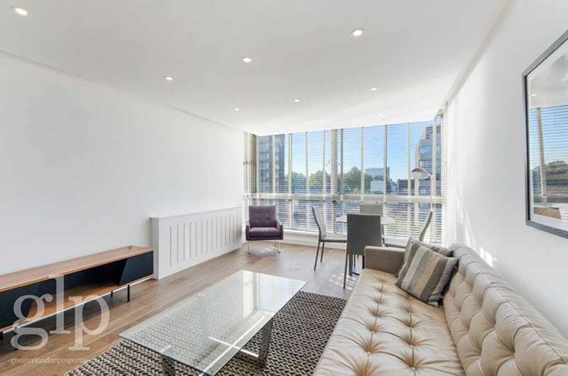 2 Bedrooms Flat for sale in Cambridge Square, London, W2