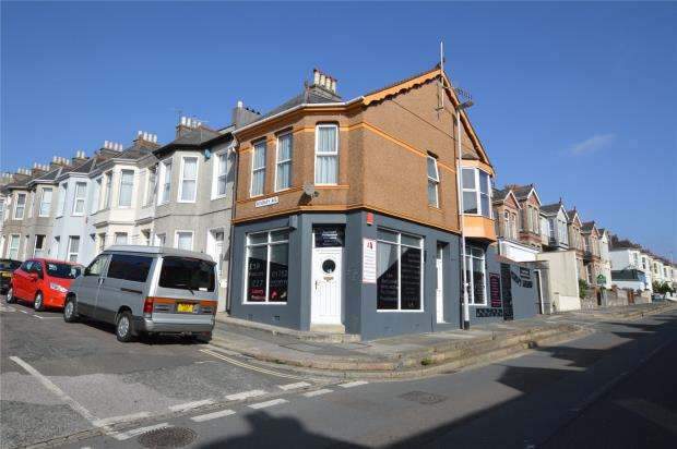 2 Bedrooms End Of Terrace House for sale in Beaumont Road, Plymouth, Devon