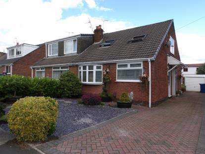 3 Bedrooms Bungalow for sale in Wiltshire Close, Bury, Greater Manchester, BL9