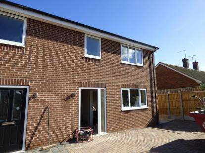 3 Bedrooms Semi Detached House for sale in Brown Street, Mansfield, Nottinghamshire