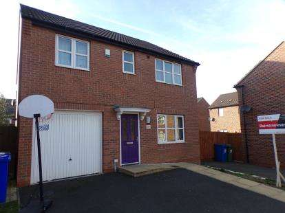 4 Bedrooms Detached House for sale in Blackshale Road, Mansfield Woodhouse, Nottingham, Nottinghamshire