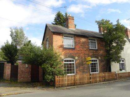 Semi Detached House for sale in Main Street, Great Glen, Leicestershire
