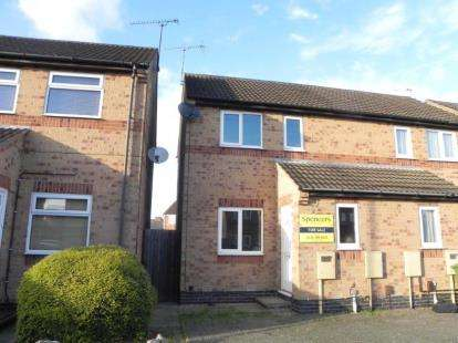 2 Bedrooms House for sale in Taylors Bridge Road, Wigston, Leicestershire