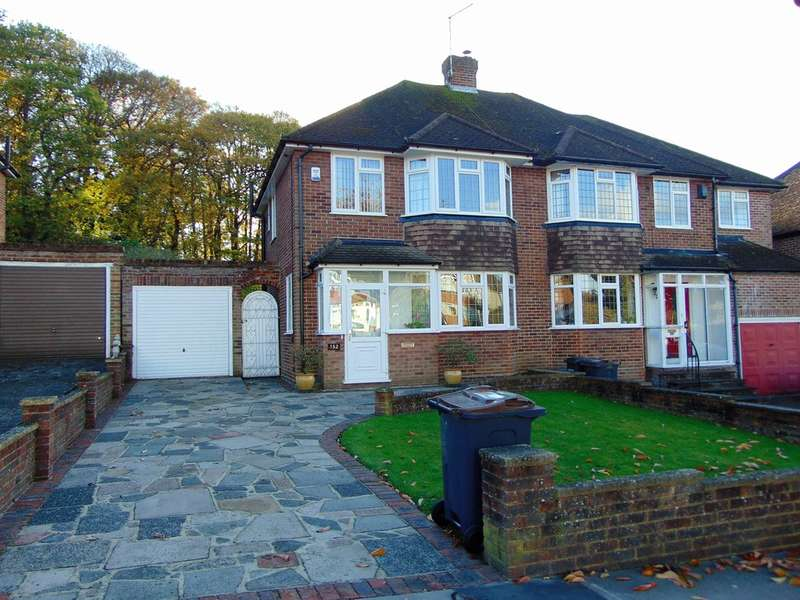 3 Bedrooms Semi Detached House for sale in Croham Valley Road, South Croydon, Surrey, CR2 7RA