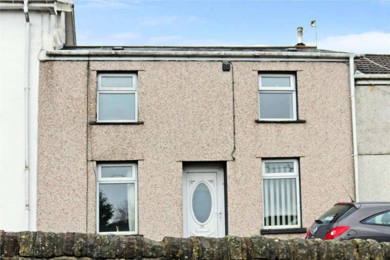 3 Bedrooms Terraced House for sale in Carno Street, Rhymney, Caerphilly Borough, NP22 5EE