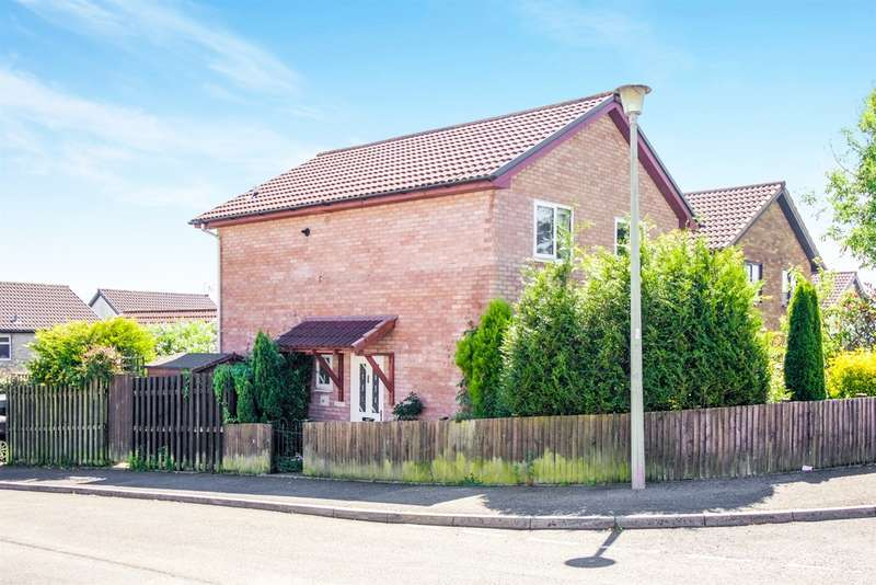 3 Bedrooms Detached House for sale in Angelton Green, Pen-Y-Fai, Bridgend