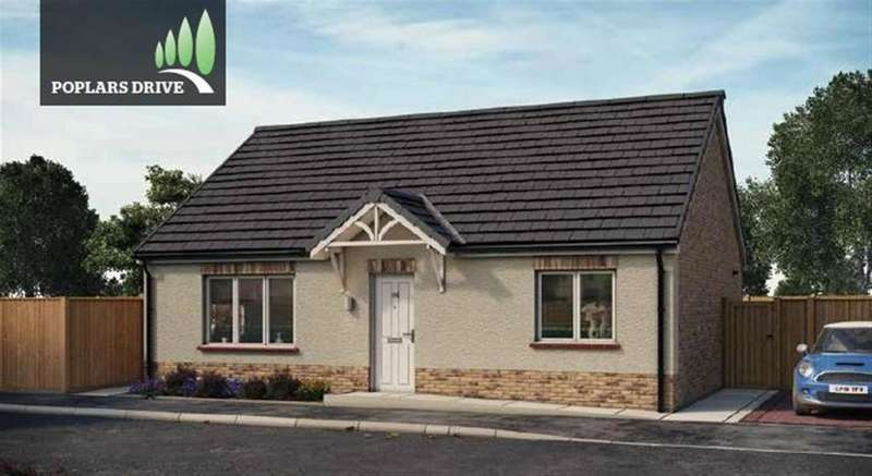 2 Bedrooms Semi Detached Bungalow for sale in Poplars Drive, Neath