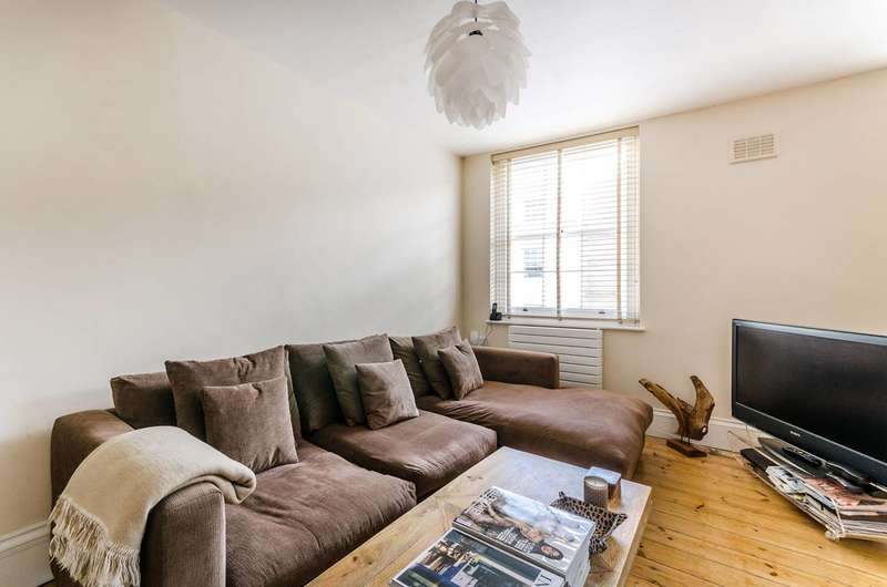 1 Bedroom Flat for sale in Burton Street, Bloomsbury, WC1H