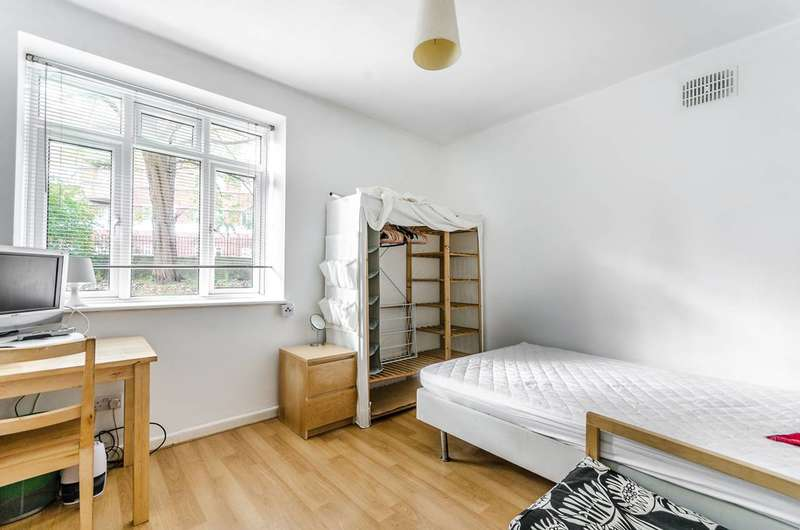 2 Bedrooms Flat for sale in Edith Villas, West Kensington, W14