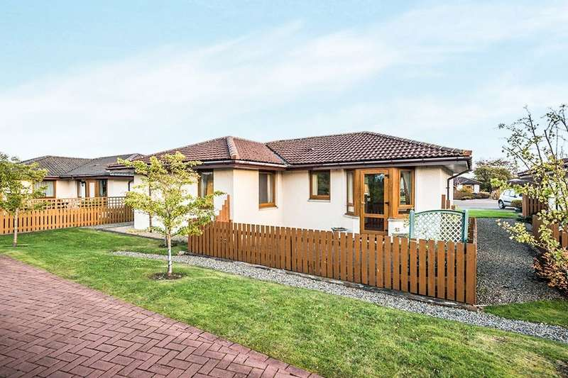 2 Bedrooms Detached Bungalow for sale in Highland Park, Invergordon, IV18