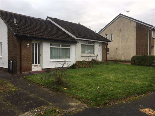 1 Bedroom Bungalow for sale in Millersneuk Crescent, Glasgow