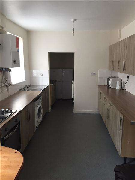 6 Bedrooms Terraced House for rent in St Albans Road, LEICESTER