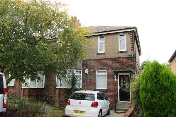3 Bedrooms Apartment Flat for sale in Castleside Road, Newcastle upon Tyne