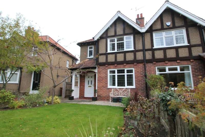 3 Bedrooms Semi Detached House for sale in Riding Mill, NE44