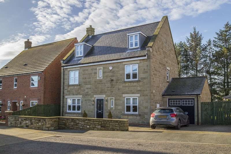 6 Bedrooms House for sale in High Town, Longframlington, Morpeth