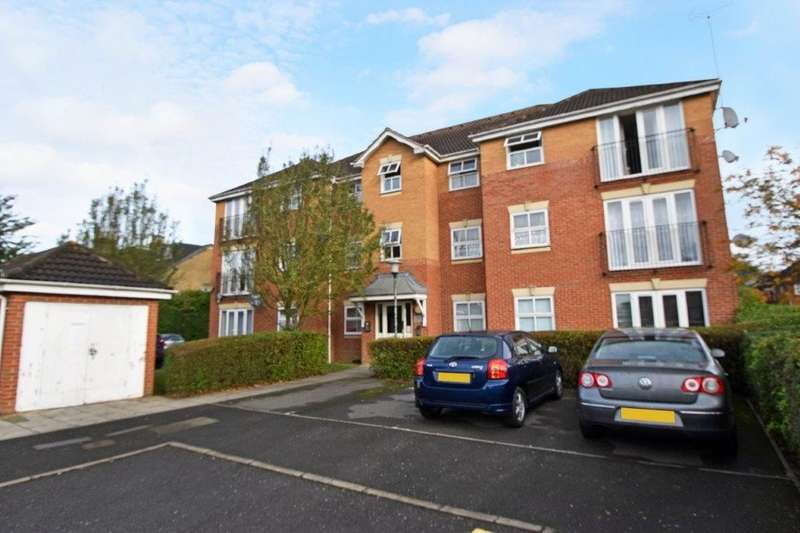 1 Bedroom Flat for sale in Botham Drive, Slough, SL1