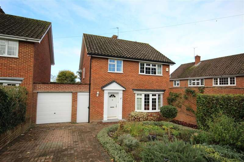 3 Bedrooms Link Detached House for sale in Braybrooke Road, Wargrave, RG10