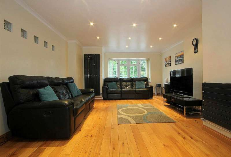 4 Bedrooms Semi Detached House for sale in 4 BED CENTRAL LEVERSTOCK GREEN - WESTERLY FACING GARDEN, HP3