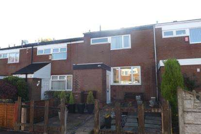 3 Bedrooms Terraced House for sale in Austin Croft, Birmingham, West Midlands