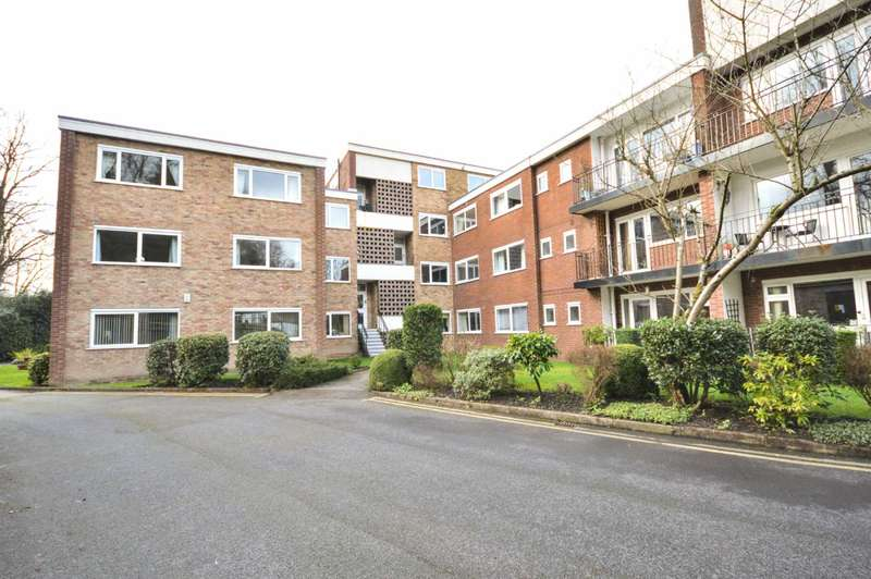 2 Bedrooms Apartment Flat for sale in BRAMHALL PARK ROAD, Bramhall