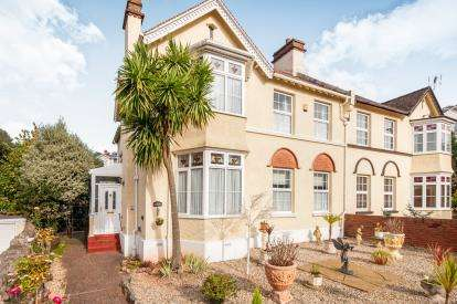 4 Bedrooms Semi Detached House for sale in Torre, Torquay, Devon