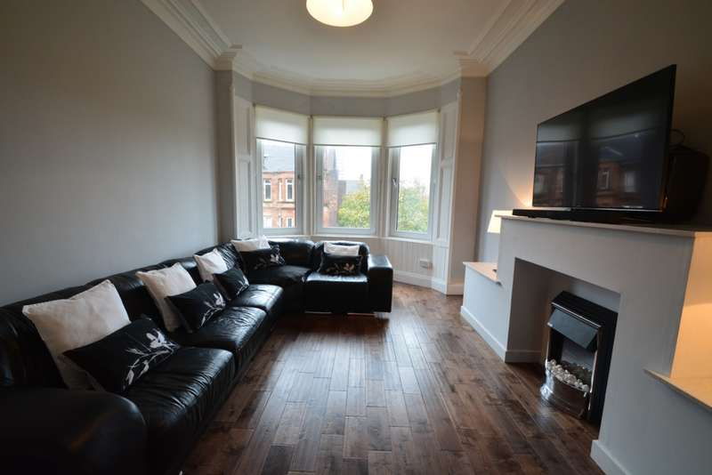2 Bedrooms Flat for sale in Copland Road, Ibrox, G51