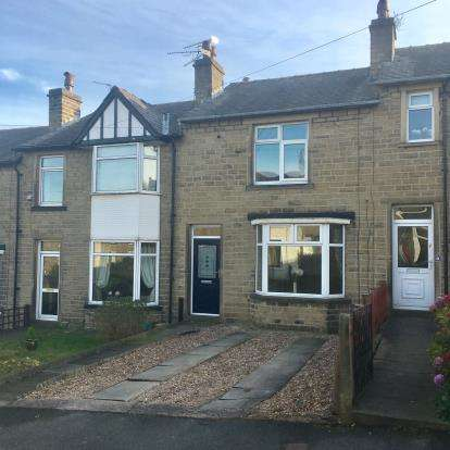 2 Bedrooms Terraced House for sale in Luton Street, Cowlersley, Huddersfield, West Yorkshire