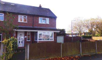 3 Bedrooms End Of Terrace House for sale in Park Road, Partington, Greater Manchester