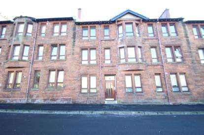 1 Bedroom Flat for sale in Grierson Street, Riddrie