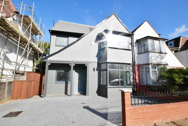 5 Bedrooms Semi Detached House for sale in RODBOROUGH ROAD, Golders Green, London, NW11