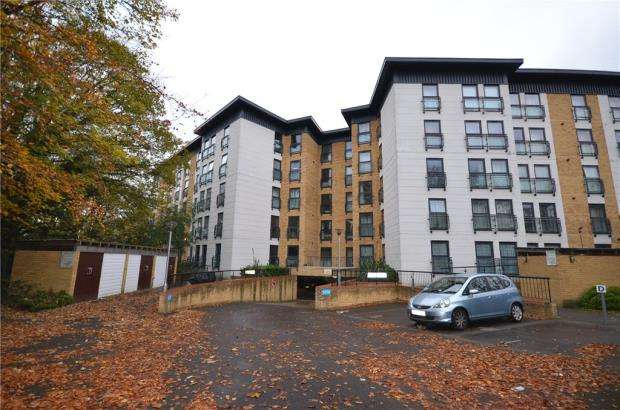 2 Bedrooms Apartment Flat for sale in Canterville Place, Mount Lane, Bracknell