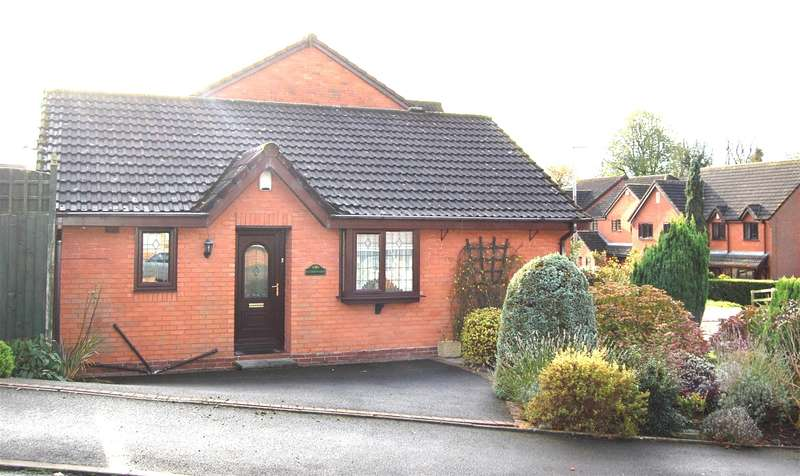 2 Bedrooms Bungalow for sale in Thornleigh , Lower Gornal, Dudley, DY3 2JA