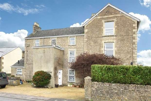 6 Bedrooms Detached House for sale in Vallis Road, Parbury, Frome