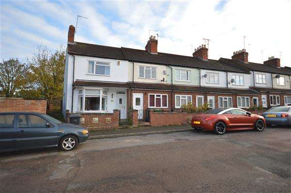 3 Bedrooms Terraced House for sale in ROCK ROAD, FINEDON
