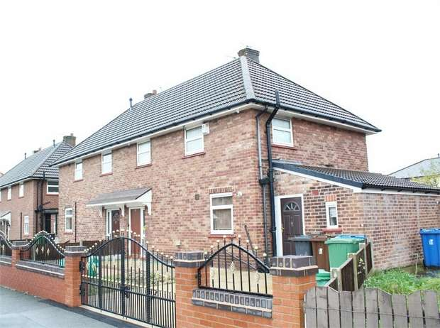 3 Bedrooms Semi Detached House for sale in Leaway, Ince, Wigan, Lancashire
