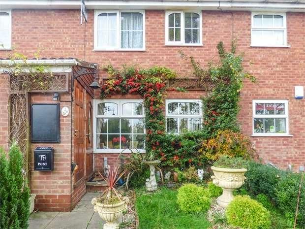 1 Bedroom Maisonette Flat for sale in Bridge Piece, Birmingham, West Midlands