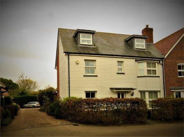 5 Bedrooms Semi Detached House for sale in St Pauls Court, Lynsted, SITTINGBOURNE, Kent