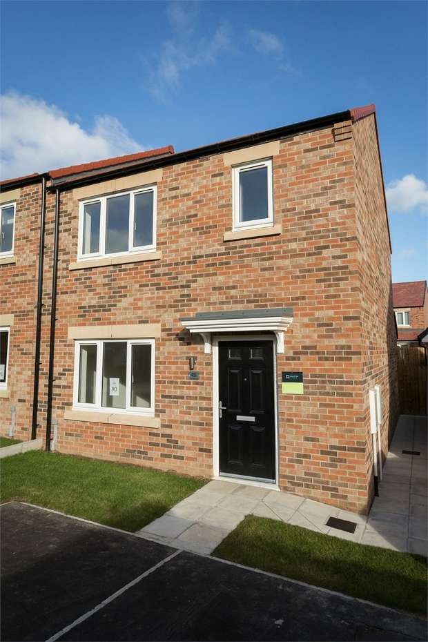 3 Bedrooms Semi Detached House for sale in **PLOT 90 - AIDEN**, Eden Field, Newton Aycliffe, Durham