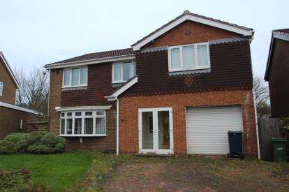 5 Bedrooms Detached House for sale in Setting Stones, Washington, Tyne and Wear, NE38