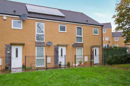 3 Bedrooms Terraced House for sale in Ringsfield Lane, Patchway, Bristol, Gloucestershire