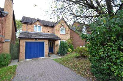 3 Bedrooms Detached House for sale in Varley Close, Wellingborough, Northamptonshire